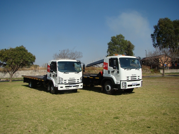 rollback trucks hire